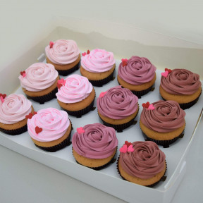 Love Portion Set Of 12 Cupcakes