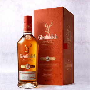 Glenfiddich 21 Year Old, 700Ml