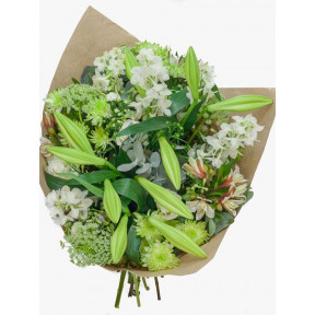 Mixed St Joseph Lily Bunch (Small)