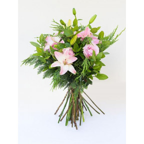 Lilies And Roses (Small)