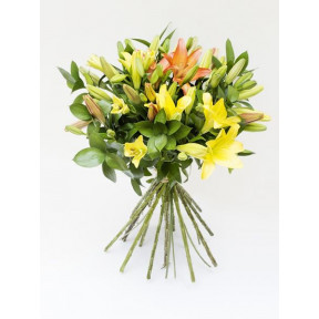 Mixed Lily Bunch (Small)