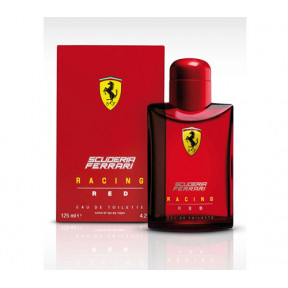 Scuderia Ferrari Racing Red By Ferrari