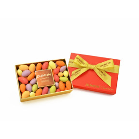 Mixed Fruits Yogurt Chocolate Almonds Gift Box (210g)