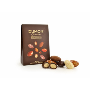 Mixed Chocolate Almonds (100g)