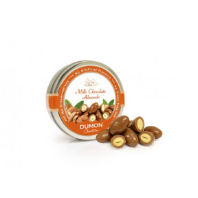 Milk Chocolate Almonds (70g)