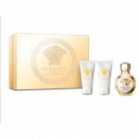 Versace Eros 3pc Gift Set For Women