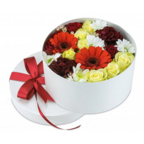Box Of Flowers Fanny (Small)