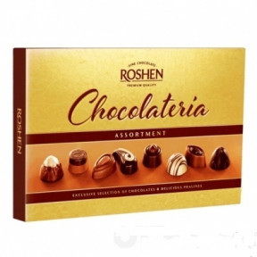 Chocolateria Chocolates from Roshen