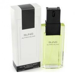 Alfred Sung Refillable Edt For Women