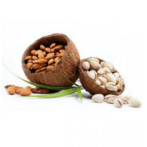 Almonds and  Pistachio (1/2 Kg)