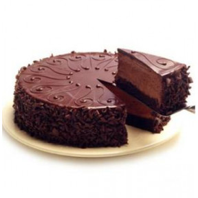 Belgian Chocolate Cake (Belgian Chocolate Cake 1 Kg)