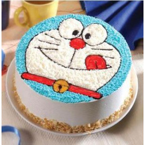 Cartoon Character Cake (1 Kg Cake)