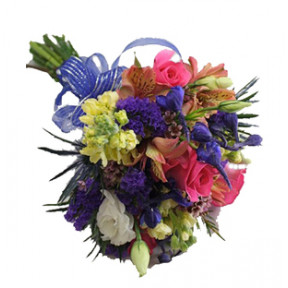 Mixed Flowers Bouquet (25 Mixed Flowers)