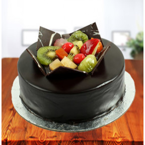 Exclusive Chocolate Fruit Cake (1 Kg)