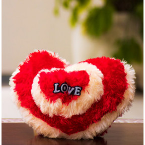 Heart Horizon Soft Cushion