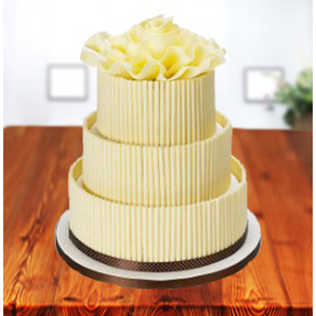 3 Tier Cake From 5 Star (5 Kg Butter Scotch Cake)