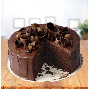Chocolate Cake From 5 Star (1 Kg Cake)
