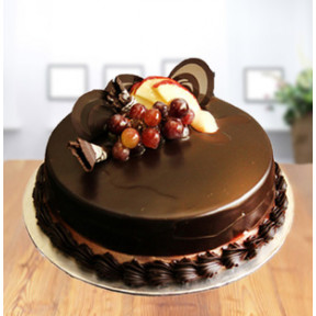 Chocolate Truffle Cake From 5 Star (1 Kg Cake)