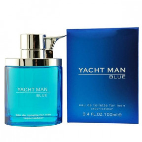 Yacht Man Blue By Myrurgia 100Ml Edt