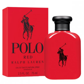 Polo Red By Ralph Lauren 75Ml Edt For Men