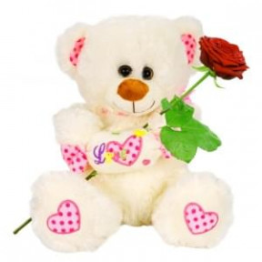 Cuddly Bear 37 Cm With Love Candy (Small)