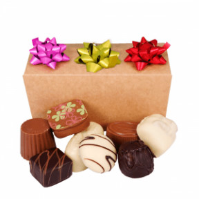 300 Grams Of Chocolates Handmade (Small)