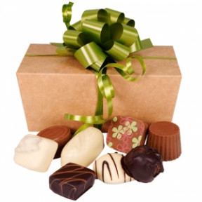 500 Grams Of Chocolates Handmade (Small)