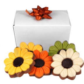 Flowers Chocolate 140 Grams (Small)