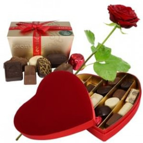 Leonidas Love Chocolate Package (Small)