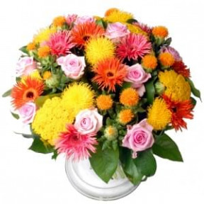 Bouquet Abroad Cheerful (Small)