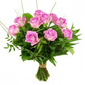 10 Pink Roses Or Choose More Roses ... (Small)