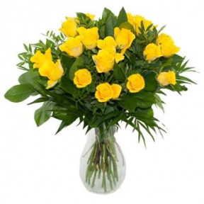 Bouquet Of Yellow Roses (Standard)
