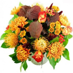 Autumn Bouquet (Standard)