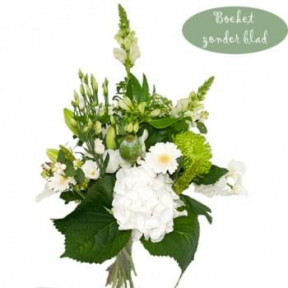 Palette Bouquet. White (Medium)