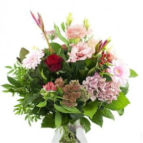 Seasonal Bouquet Red/Pink (Standard)
