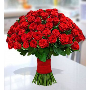 Truly Magnificent (51 Red Roses)