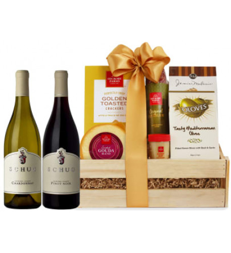 Rated Perfect Pair Wine Gift Set
