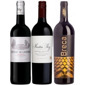 90 Point Red Wine Gift Set