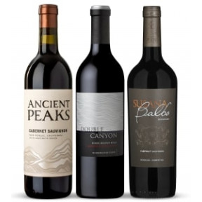 90 Point Cabernet Gift Set