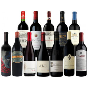 Popular Reds Case Of Wine