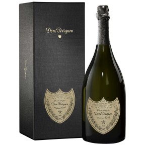 Dom Perignon Vintage With Gift Box 2010