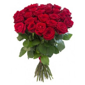 A Bouquet Of Red Roses (11 roses)