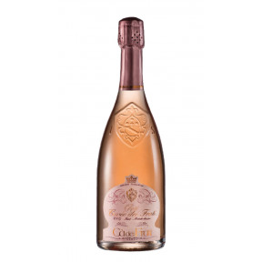 Rose Brut Cuvee Classic Method Sparkling Wine Of The Friars Ca Dei Frati