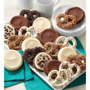Classic Cookie And Pretzel Gift (CLASSIC COOKIE/PRETZEL GIFT - 10PC)