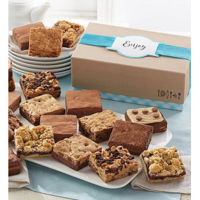 Brownie Sampler (BROWNIE SAMPLER 20 PIECE)