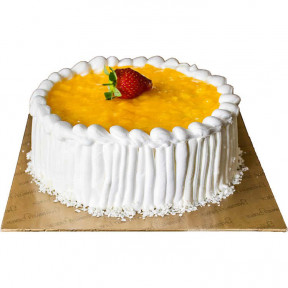 Pineapple Gateaux