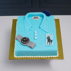 Polo Ralph Lauren Shirt Cake
