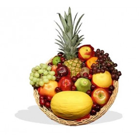 Deluxe Tropical Fruit Tray