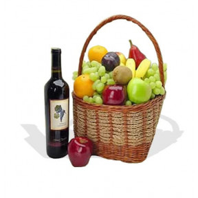The Fruit Galore Classic Hamper.