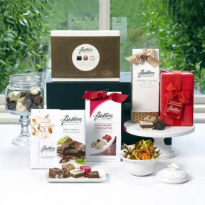 Luxury Butlers Irish Chocolate Gift Box